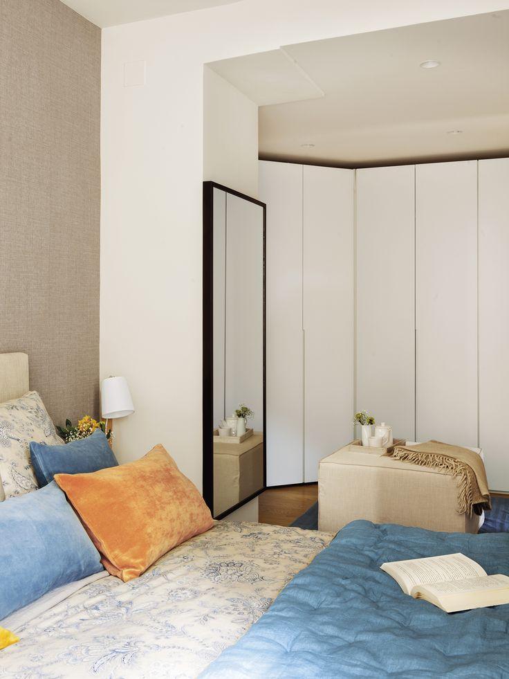 M s de 25 ideas incre bles sobre armarios de ropa de cama for Cama sobre armario