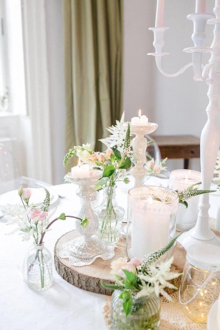 Fruhling Tischdekoration Zur Hochzeit I Inspiration Ideen In 2019