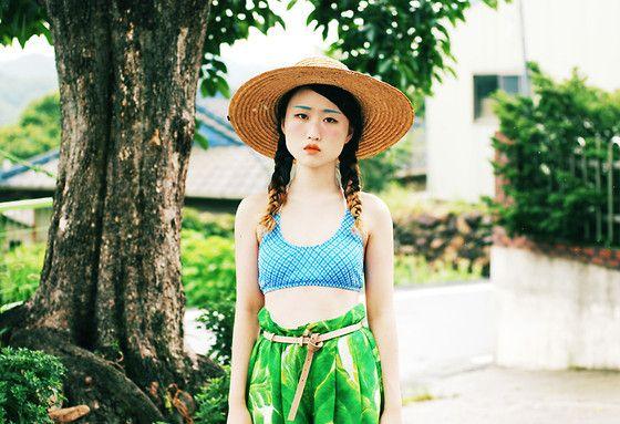 My lonely vacation (by Minji Kim) http://lookbook.nu/look/3886162-my-lonely-vacation