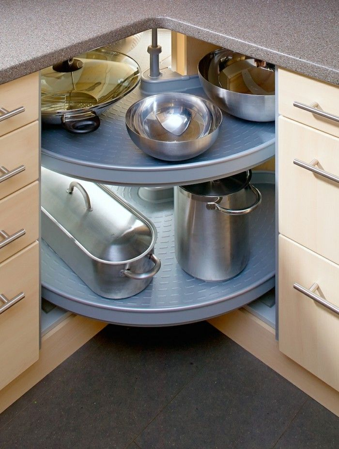 K che in l form der allrounder in puncto moderne for Moderne kuchengestaltung