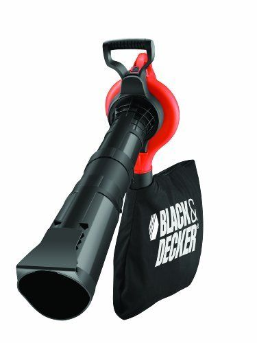 Black + Decker GW2810 Aspirateur de jardin électrique 3 en 1 2800 W: Price:66.75Saugbläser 2.800 W – (GW2810.)  Halten Sie Garten,…