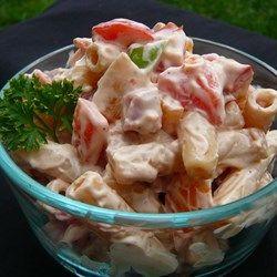 Awesome Ham Pasta Salad - Allrecipes.com