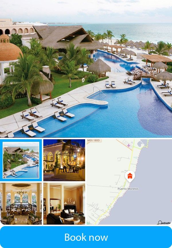 Excellence Riviera Cancun (Riviera Maya, Mexico) – Book this hotel at the cheapest price on sefibo.