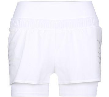 Diese Shorts mit integrierter Radlerhose, sichern höchsten Tragekomfort für das Training. Shoppen Sie die feuchtigkeitstransportierende Laufhose auf REYERlooks.com!