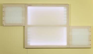 "Saatchi Art Artist Mónica Trastoy; Installation, ""Composition"" #art"