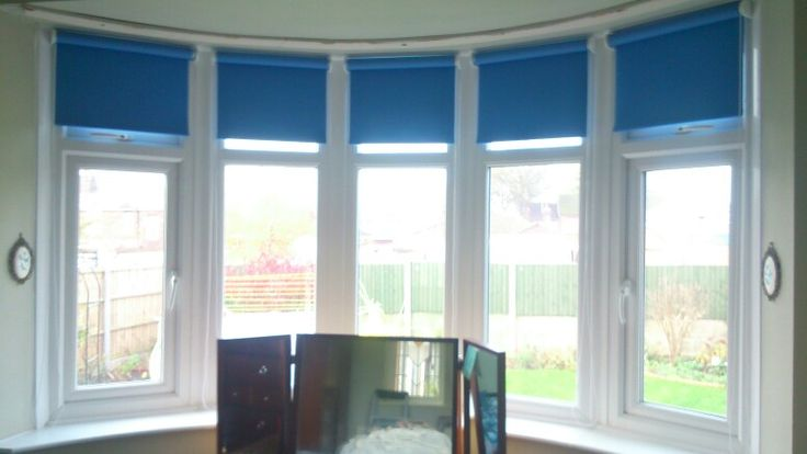 Blackout blinds are ideal for bedrooms especially with the clocks changing soon. I fitted these for a customer in Widnes they are called Sky Blue Memphis. For a free quotation call Alan at Pure Blinds on 0151 203 6220 or 07592 972 281 www.pureblinds.co.uk