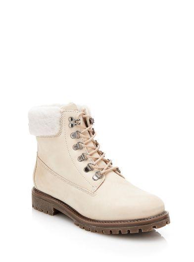 Tamara low leather Boot
