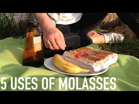 5 Uses of Molasses - YouTube