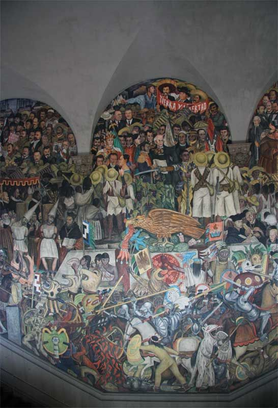 155 best images about social studies mexico on pinterest for Diego rivera mural palacio nacional