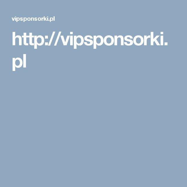 http://vipsponsorki.pl