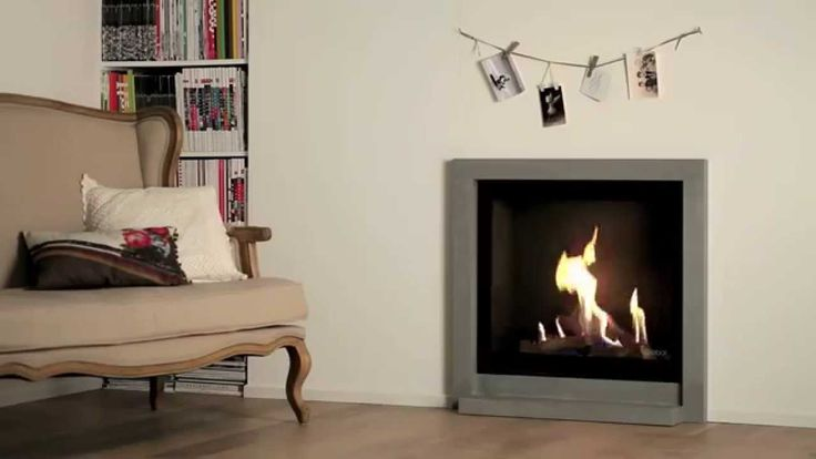 Global 70XT CF gas fire at The Fireplace Superstore