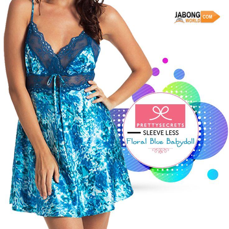 Hottest #Nightwear from #PrettySecrets! Make your nights more exciting--> http://www.jabongworld.com/women.html?dir=desc&manufacturer=5642&order=bestsellers?utm_source=ViralCurryOrganic&utm_medium=Pinterest&utm_campaign=PrettySecrets-26-aug2015 #Fashion #WomenFashion