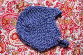 Den klassiske djævlehue har eksisteret så længe, jeg kan huske, og den er da også noget af det absolut bedste til de allermindste. Og en rigtig god gaveidé! STR. 0-3-6 mdr. DET SKAL DU BRUGE: 50 g Drops Baby Merino, Du Store Alpakka Baby Silk eller Hjerte Blend, pinde nr. 3½ og 1 lille knap. HOVEDMÅL: ca. 29-31-33 cm. STRIKKEFASTHED:…