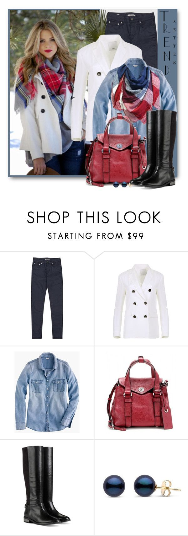 """Trend Setter"" by brendariley-1 ❤ liked on Polyvore featuring J.Crew, Reiss, TIBI, Marc by Marc Jacobs and Cole Haan"