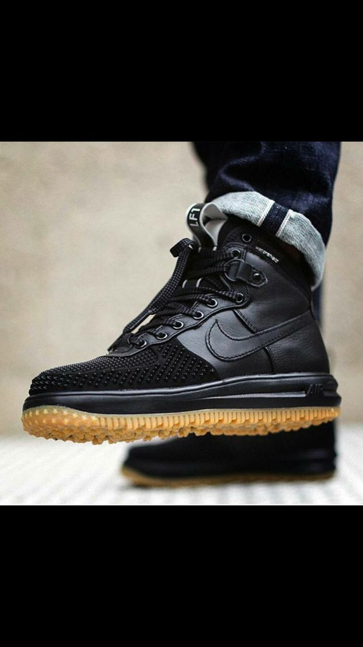 Nike LUNAR FORCE 1 DUCK BOOT
