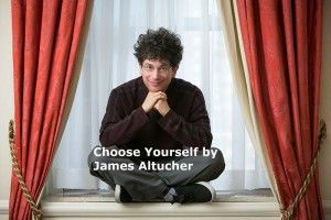 I would like to recommend James Altucher's fantastic book Choose Yourself, where James honestly tell about his success and failures, and why you should Choose Yourself! There is also an exciting TED Talks video with James Altucher, click here and read my blog post! #chooseyourself #jamesaltucher #empoweringbooks #tedtalksvideo