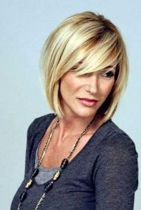 Hairstyles For Fine Hair messy wavy hairstyle for long hair 20 Bob Haircuts For Fine Hair