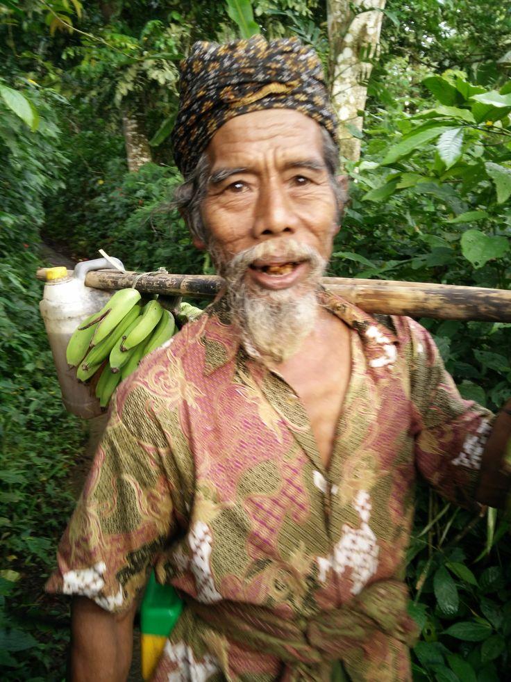 Banana Man in Bali