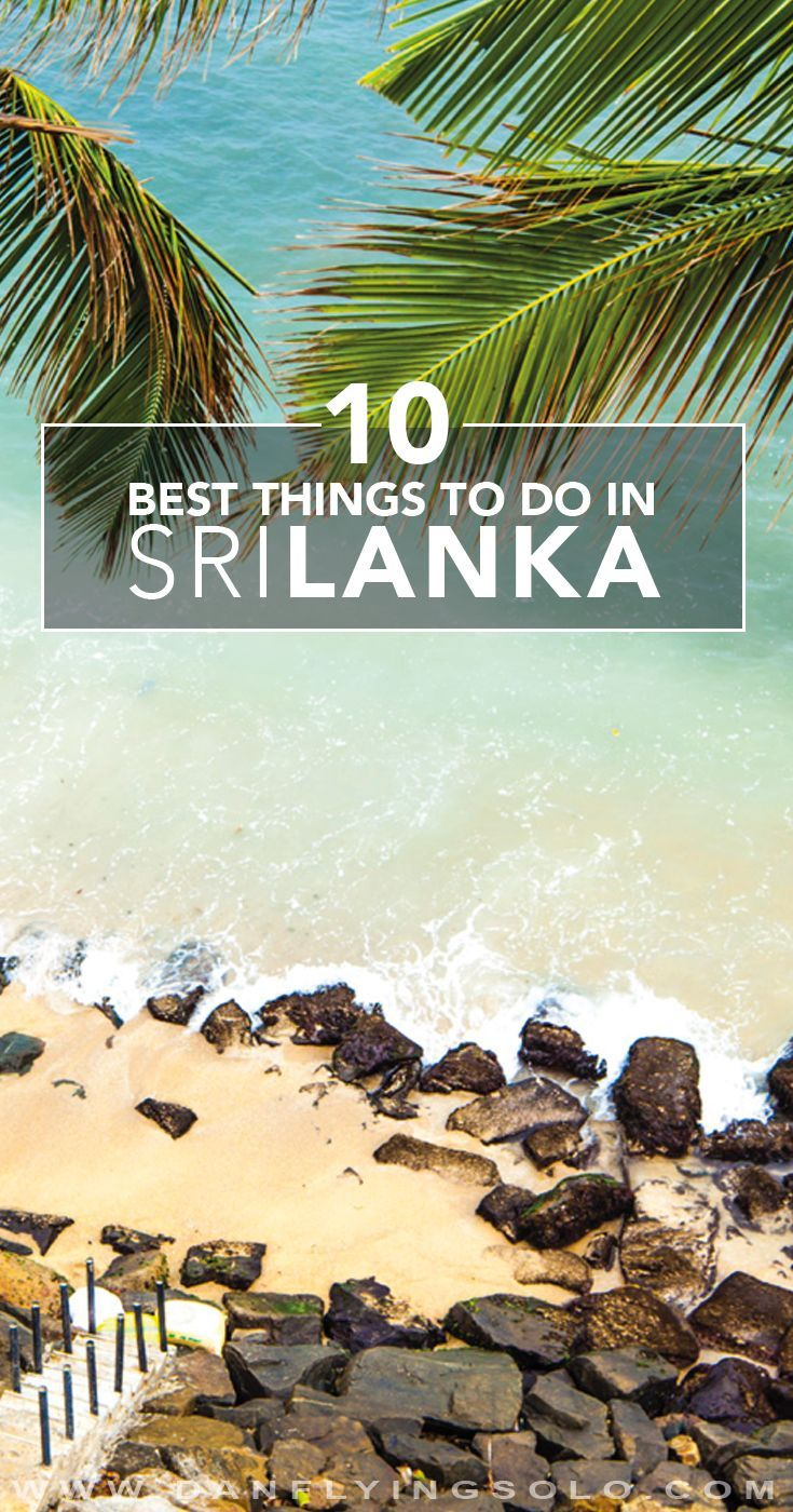 Volunteering in Sri Lanka gives you the chance to get to know the whole beauty of this amazing country!