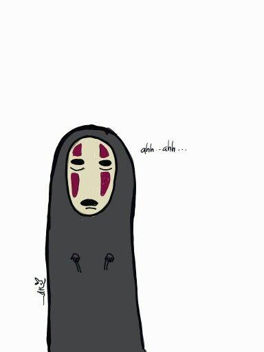 Kaonashi a.k.a No Face