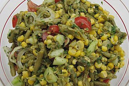 Argentinische Gemüsebowle