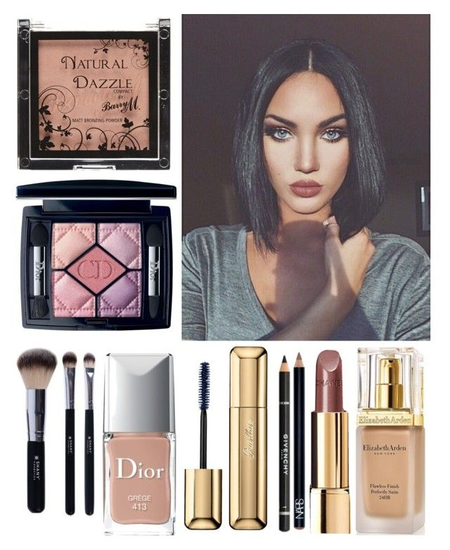 """""""Natalie Halcro ♥"""" by laceyjenner ❤ liked on Polyvore featuring beauty, Chanel, Elizabeth Arden, River Island, MANGO, Christian Dior, Guerlain and Givenchy"""