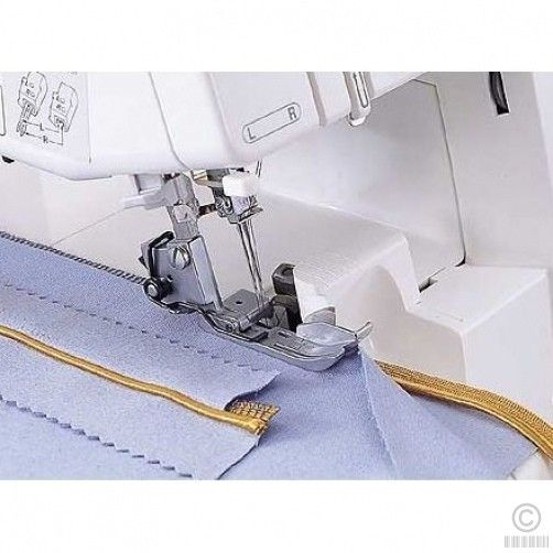 Brother Overlock Machine Piping Foot - Sewing Machine Sales