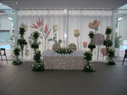- Composizioni floreali per tavoli ...