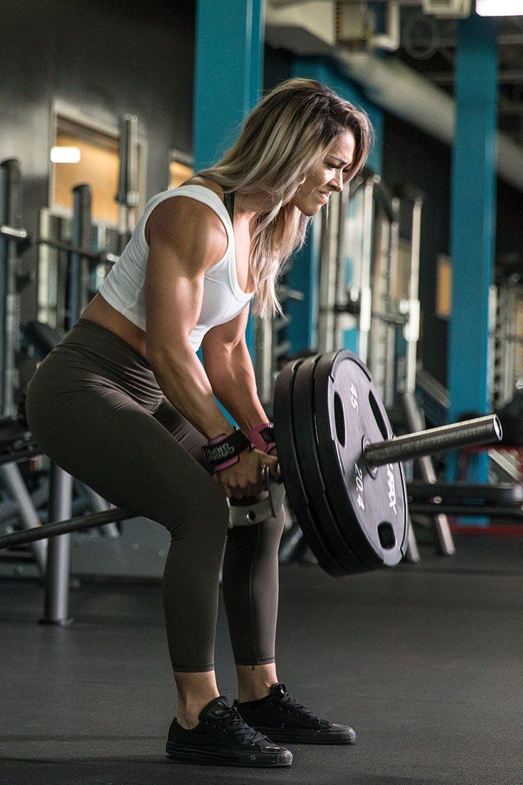 Rising fitness star Cassandra Martin shares her favorite heavy-volume back workout. She also explains why lifting heavy and building muscle is exactly what will lead to a fierce, yet feminine, physique.