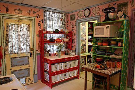 decoupage kitchen cabinets | Pin by Jane Grist on Kitchen ...