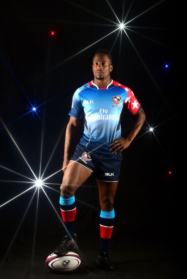 Carlin Isles from 2016 U.S. Olympic Portraits  Rugby