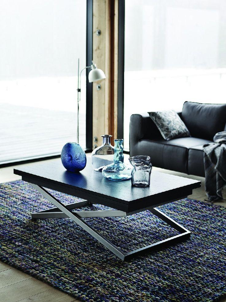 Rubi nastavitelný konferenční stolek do obývacího pokoje / coffee table