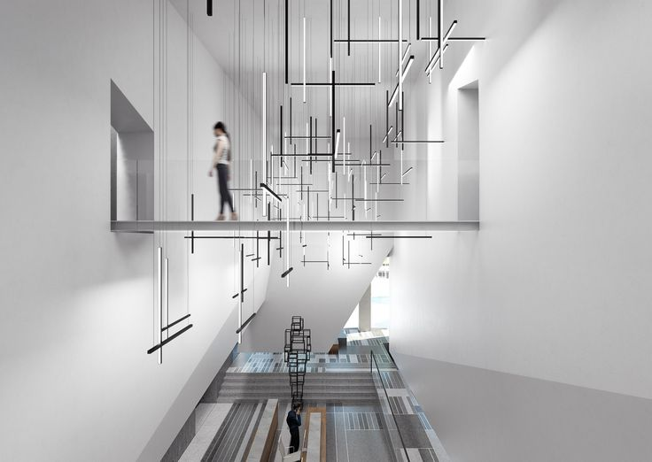 Our lighting design concept for public areas Acro Tower  Architectural Lighting Design Orly & 163 best Lighting Design Projets images on Pinterest ... azcodes.com