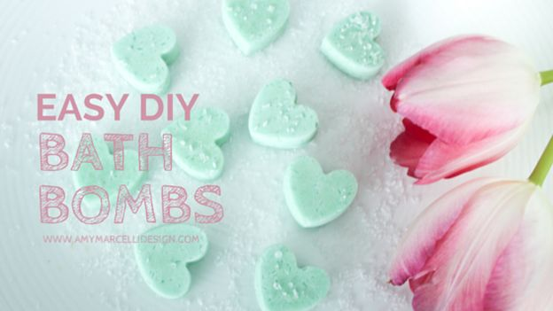 how to make bath fizzies without citric acid