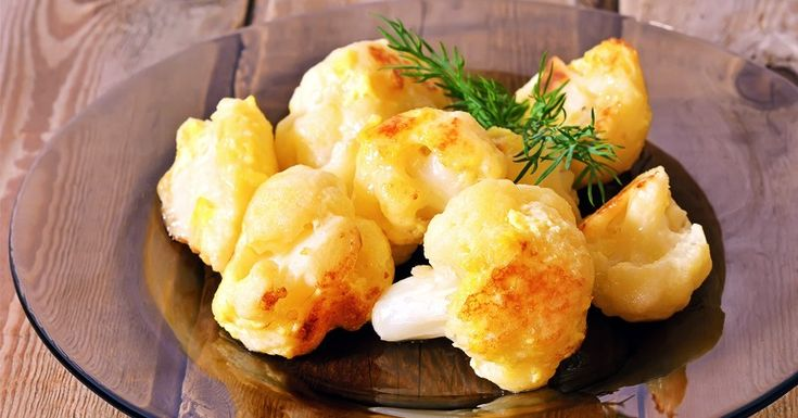 Move over broccoli, cauliflower is taking over!