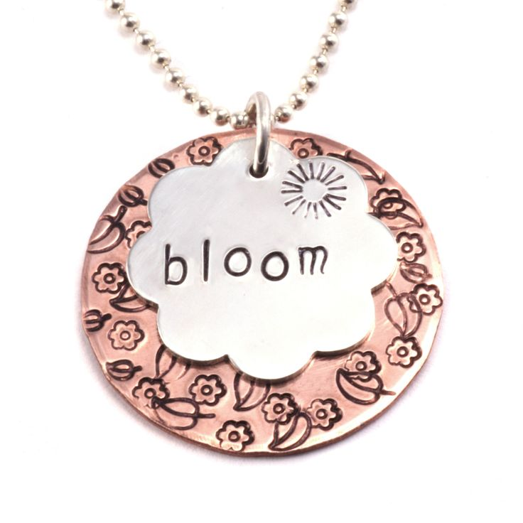 Best 25 stamping on metal ideas on pinterest for What metal is best for jewelry