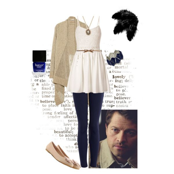 Supernatural - Theme: Summer Castiel