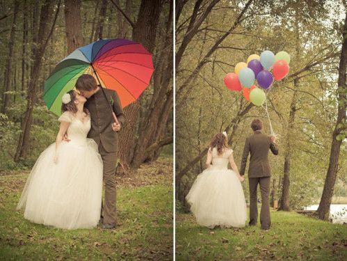 17 meilleures id es propos de mariage arc en ciel sur. Black Bedroom Furniture Sets. Home Design Ideas