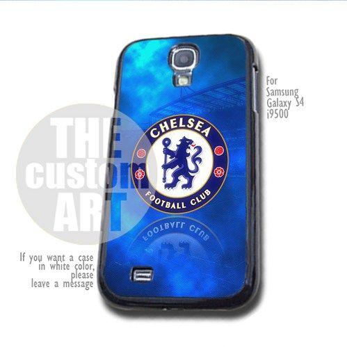 Chelsea Fc Logo - For Samsung Galaxy S4 i9500