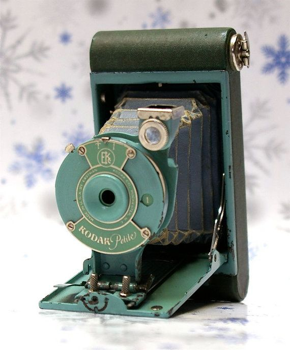 Vintage Kodak Petite Folding Camera