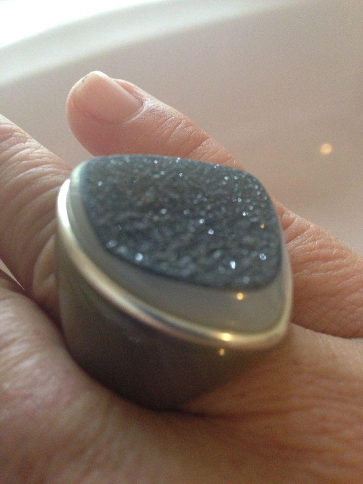 #gemstones #agathe #rings