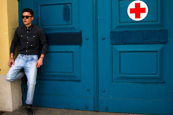 Jeans // Hemd