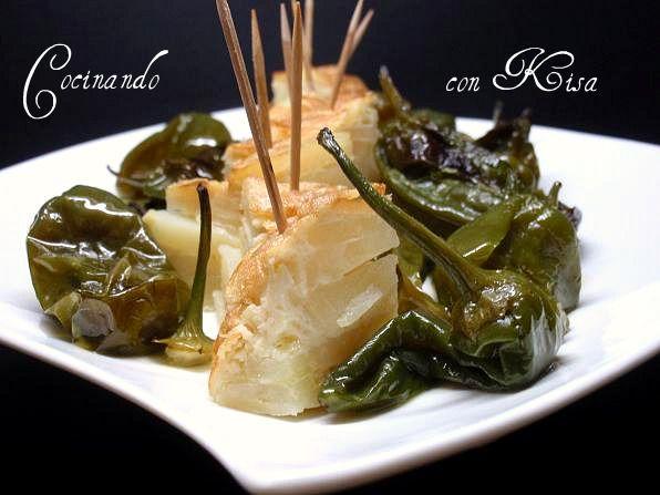 Cocinando con Kisa: Pimientos de Padrón (fussioncook)