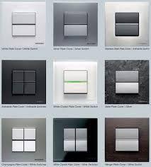Resultado de imagen de interruptores modernos