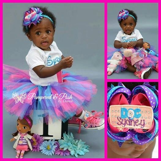 Photo, Birthday, 1st Birthday Doc McStuffins Outfit, Doc McStuffins Tutu Outfit, Doc McStuffins 1st Birthday, 1st Birthday Doc McStuffins by pnpbydanai on Etsy https://www.etsy.com/listing/186240225/photo-birthday-1st-birthday-doc