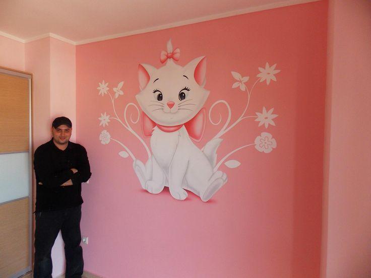 marie aristocats baby nursery - Google zoeken ((oh my gods. This is way too cute!))