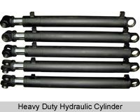 Heavy Duty Hydraulic Cylinder  With the help of our manufacturing unit and experienced personnel, our company brings forth an exclusive range of Special Heavy Duty Hydraulic Cylinder.