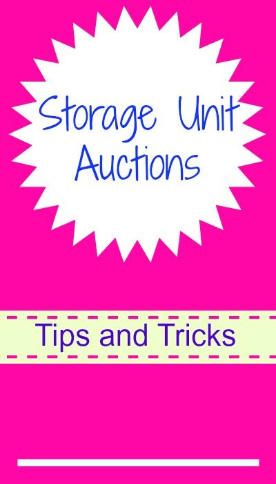 Storage unit auctions are a lot different than how tv makes them out to be. Here are some real life tips for storage unit auctions!