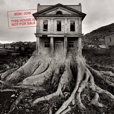 Bon Jovi - This House Is Not For Sale Vinyl LP October 21 2016 Pre-order