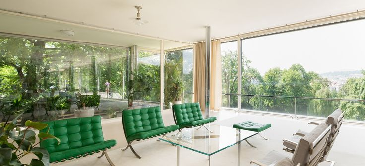 Villa Tugendhat, Ludwig Mies van der Rohe, Brno  | Architectural photography by Maciek Jeżyk. Available for commission work worldwide. Based in Krakow, Poland.